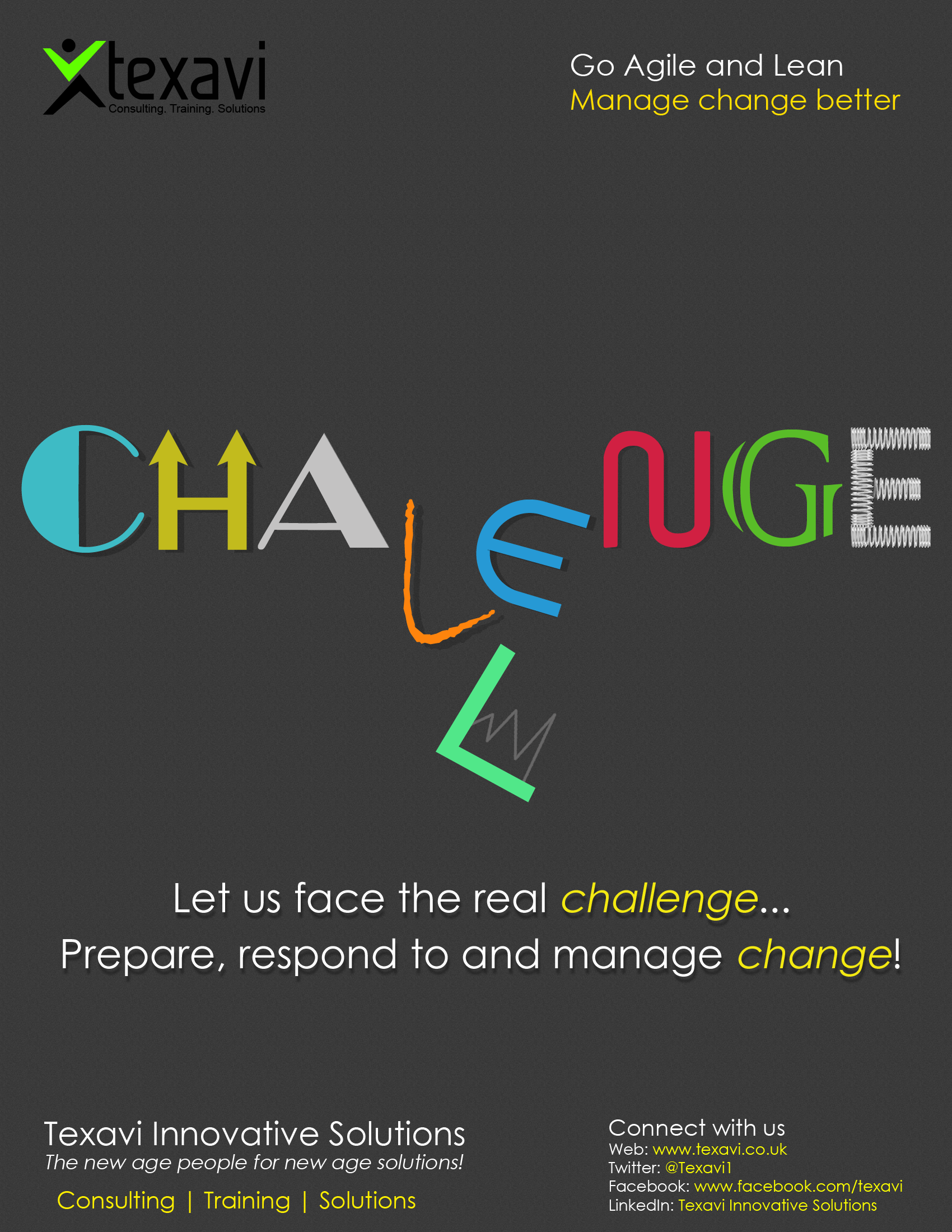 Go Agile and Lean - Manage change better
