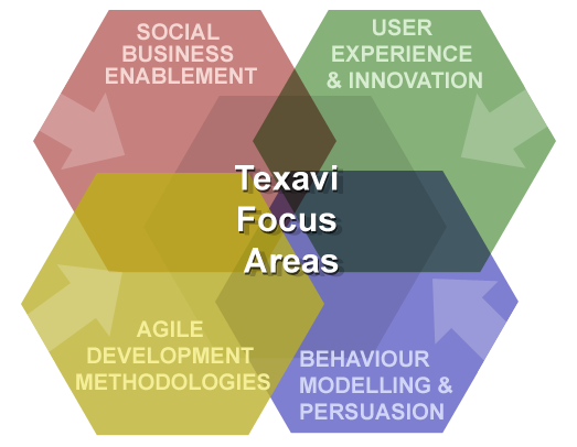 Texavi Focus Areas