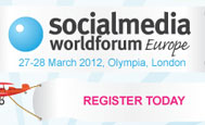 Social Media World Forum, 2012 London