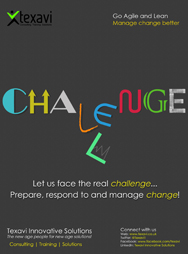 Go Agile and Lean Manage change better