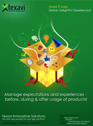 Manage users expectations and experiences