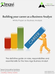 Building Your Career as a Business Analyst